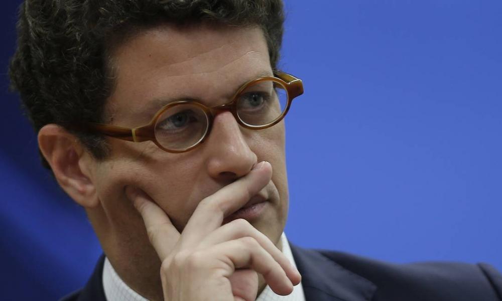 Ricardo Salles Foto: Jorge William/Agência O Globo