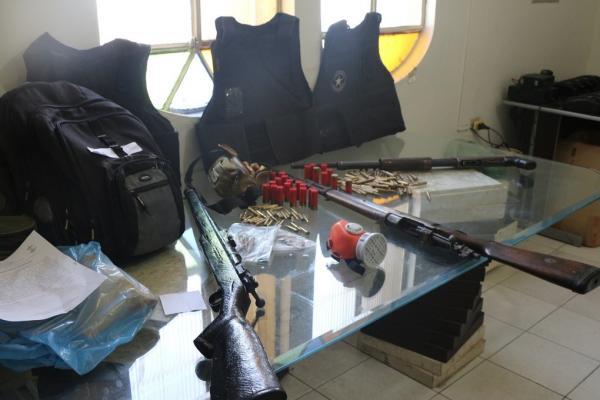 Polícia prender  quadrilha de assaltantes de bancos no município de Castelo do Piaui
