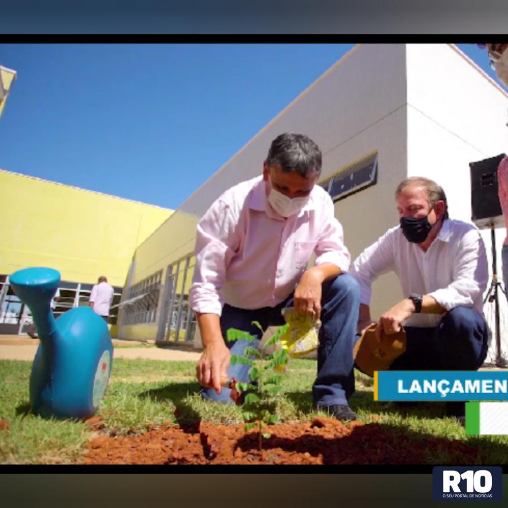 Governo do Piauí lança o Projeto recordar