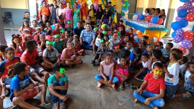 Prefeitura de Amarante realizou festa em comemoração ao Dia das Crianças