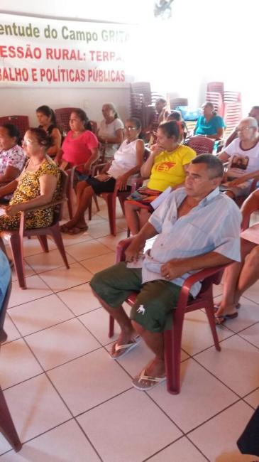 Equipe Saúde da Família realiza encontro em alusão ao dia de combate a Hipertensão Arterial