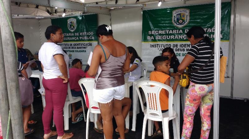População já pode receber documentos expedidos no Circuito da Cidadania em Nazária