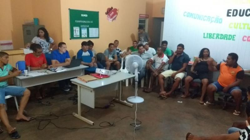 Santa Filomena é convidada a participar dos jogos de aniversário de Alto Parnaíba