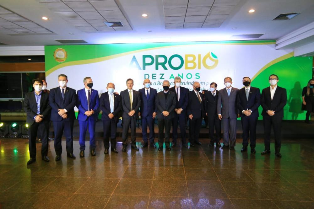 APROBIO celebra 10 anos em evento na capital federal