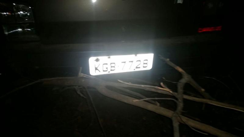 Acidente deixa duas pessoas gravemente feridas na BR 316