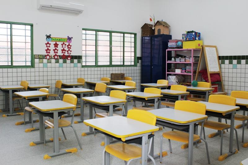 Escola da prefeitura de Teresina