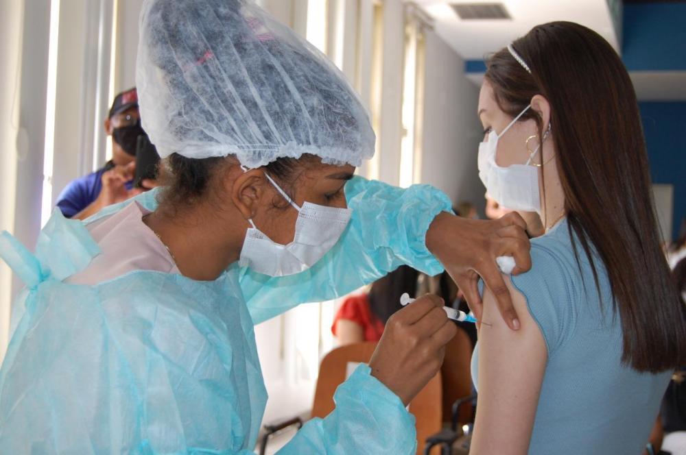 FMS suspende agendamento de vacinas para pessoas de 40 anos em THE