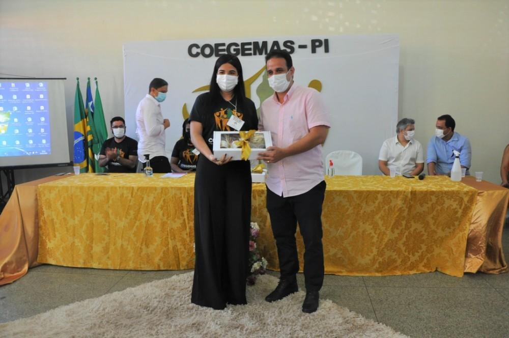 Diego Teixeira participa do I Encontro Regional Descentralizado do COEGEMAS