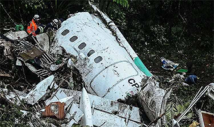 Relatório final do acidente com o voo da Chapecoense é divulgado