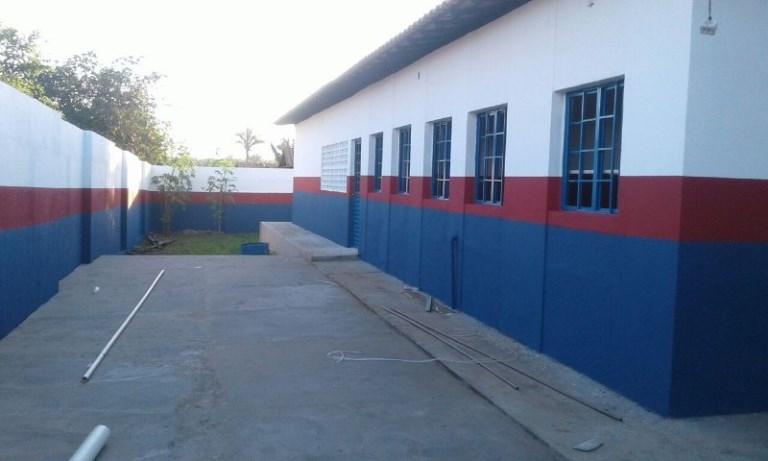 PMA conclui reforma e ampliação do posto de saúde da localidade Tamboril