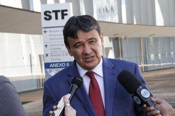 Wellington se reúne com ministro para liberação de empréstimo
