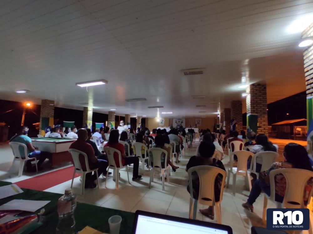 Landri Sales participou do XII Congresso de Conselheiros Tutelares