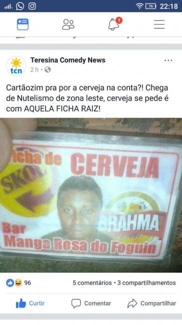 Bar matiense é destaque nas redes sociais