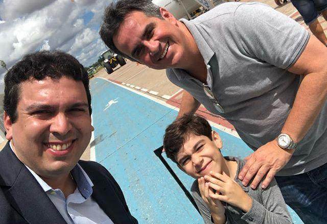 Pré-candidato a deputado federal Marcos Vinicius será um dos braços fortes de Ciro Nogueira