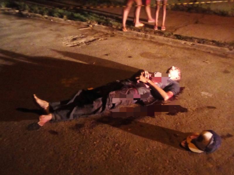 Homem morre após ser alvejado por cinco tiros no interior do Piauí