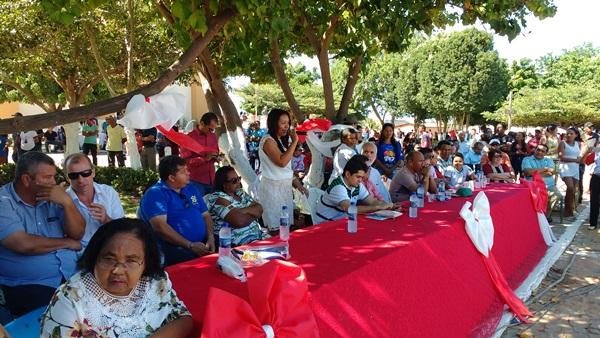 Colônia do Gurgueia-PI, 26 anos de emancipação política