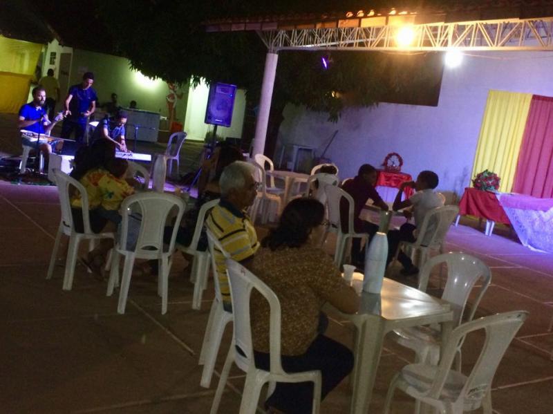 Secretária de Cultura de Valença do Piauí e Grupo Dom da Ciência realizam jantar beneficente