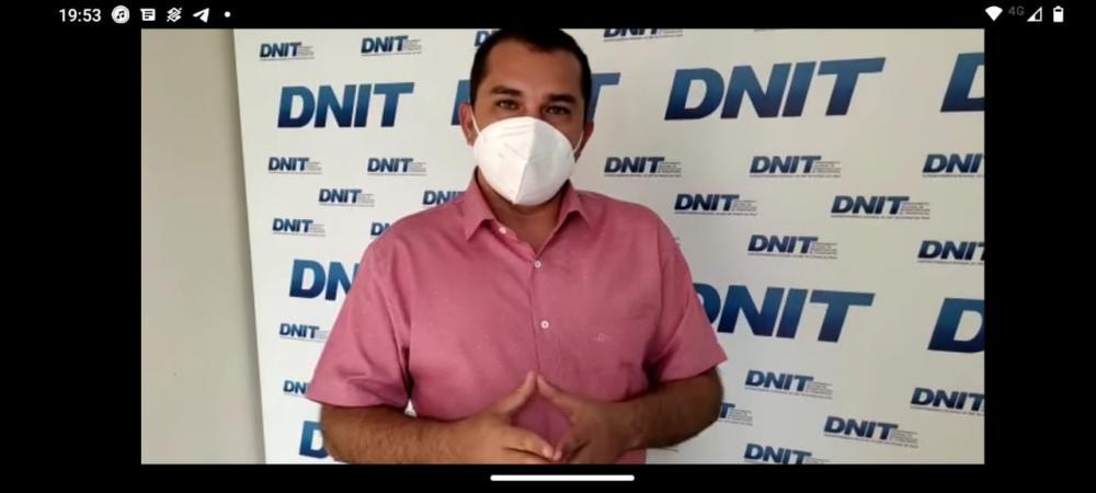 Prefeito Márcio tem audiência com Superintendente Regional do DNIT