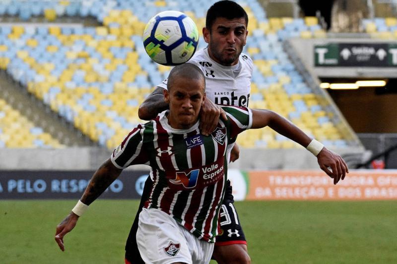 Fluminense e São Paulo empatam em jogo no Maracanã