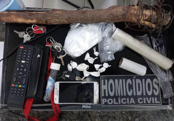 DRH/Timon prende 3 criminosos investigados por vários crimes
