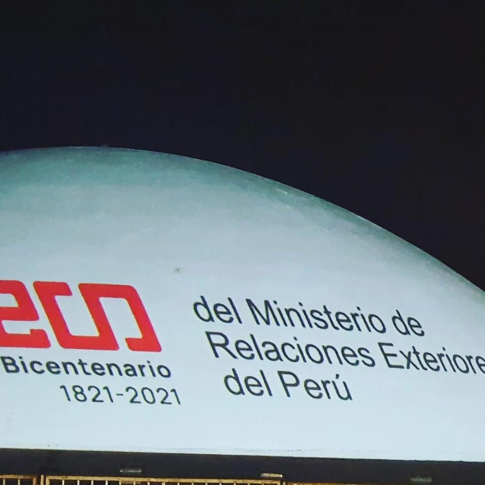 Embaixada do Peru organiza comemoração do bicentenário do país no Senado Federal
