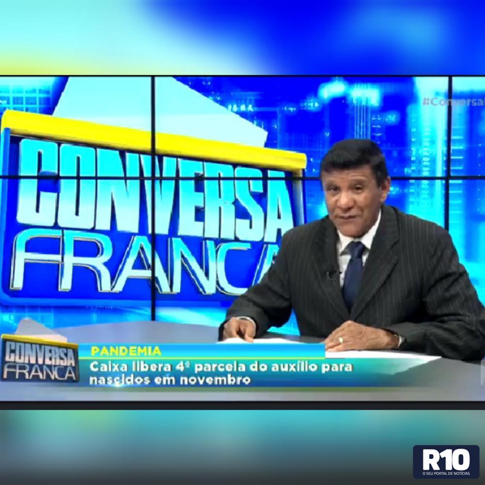 Morro C no Tempo é destaque no programa conversa Franca da tv Antena 10 Piaui