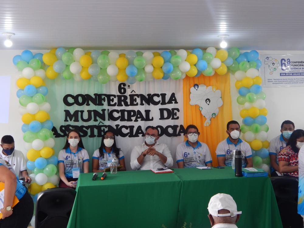 Beneditinos realiza a 6ª Conferencia de Assistência Social