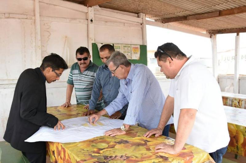 Ministério Público acompanha obra da Estação de Tratamento de Esgoto de Floriano