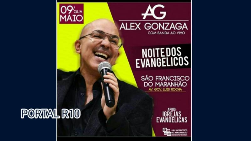 Venha participar da noite dos evangélicos em São Francisco do Maranhão