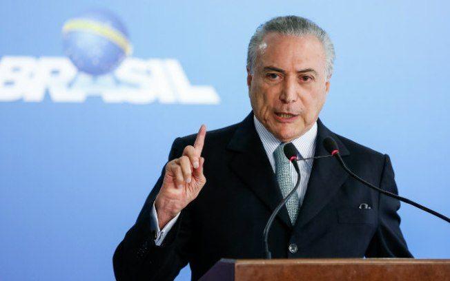 Temer anuncia reajuste do Bolsa Família; auxílio aumentará 5,67%