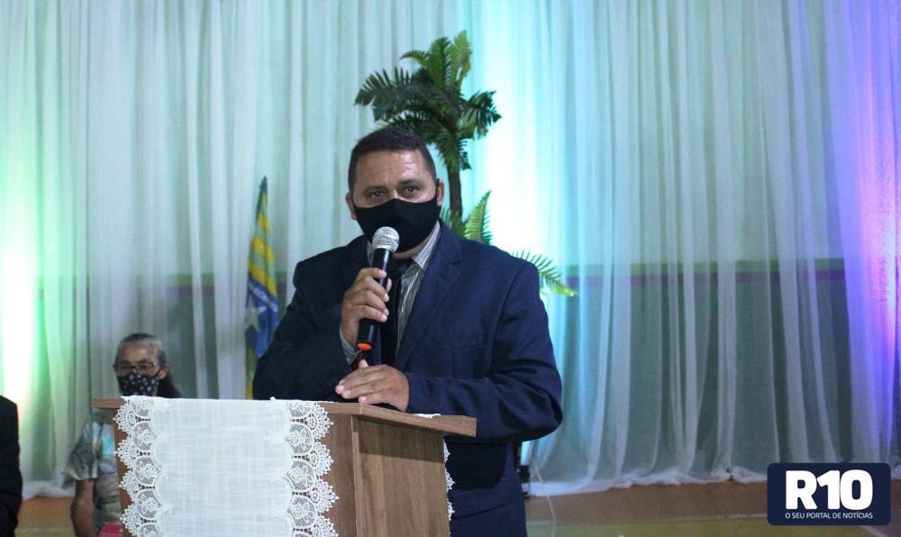 Vereador Jurandir Pontes (Foto: Leônidas Silva)