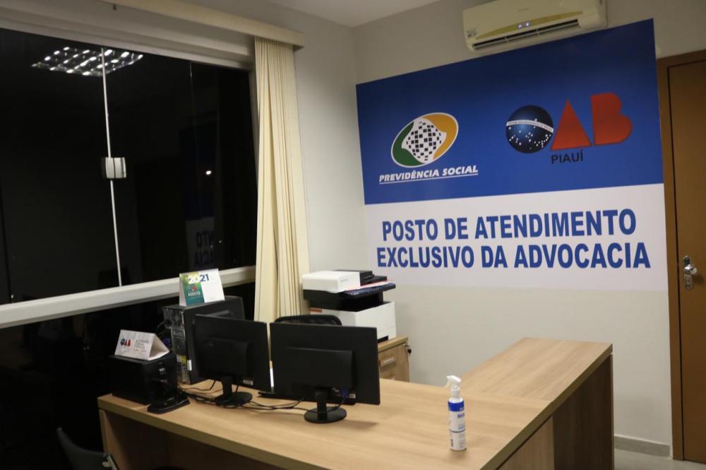Subseção de Parnaíba é a primeira do Brasil a ter um Posto de Atendimento do INSS