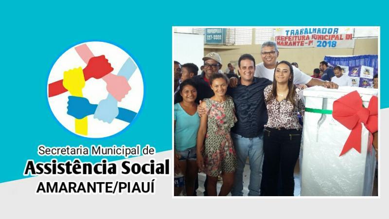 Prefeitura dá show de prêmios no dia do trabalhador em Amarante
