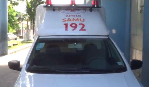 Idoso morre em ambulância a caminho de hospital  em Teresina