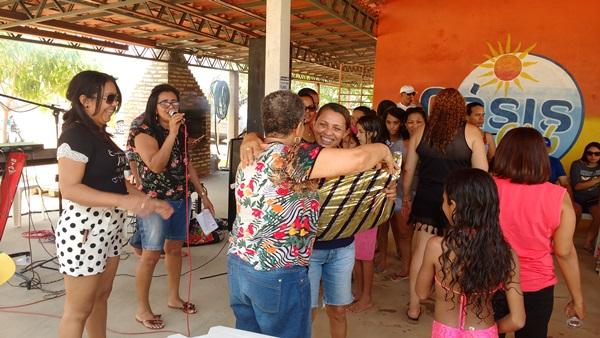 Colônia do Gurguéia celebra dia dos professores