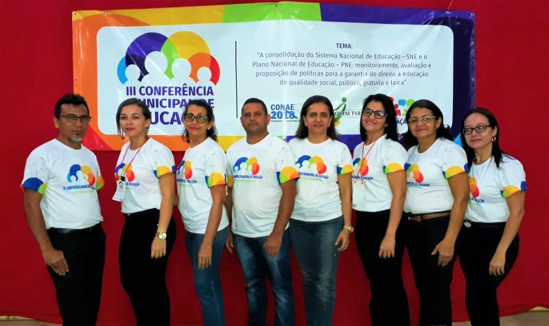Secretaria de Educação Realiza a III Conferência Municipal de Educação