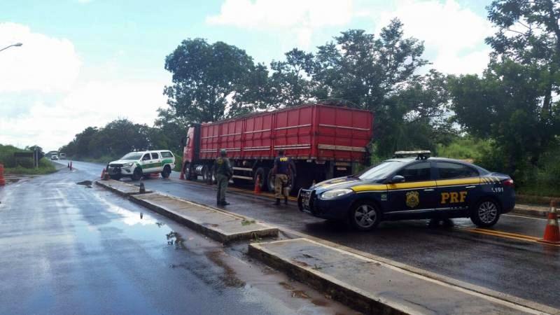 PRF registra 16 acidentes com 2 mortes durante feriado no Piauí