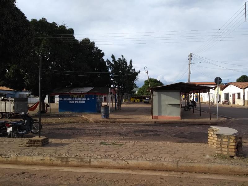 Prefeitura municipal de Valença diz que mercado do xerém foi limpo hoje após o feriado