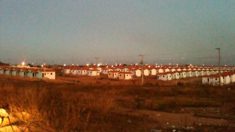 Obra beneficiará mais de 1,6 mil famílias em Teresina