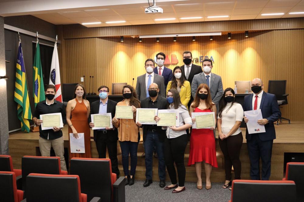 ESA Piauí realiza solenidade de entrega dos certificados de duas Pós-Graduações