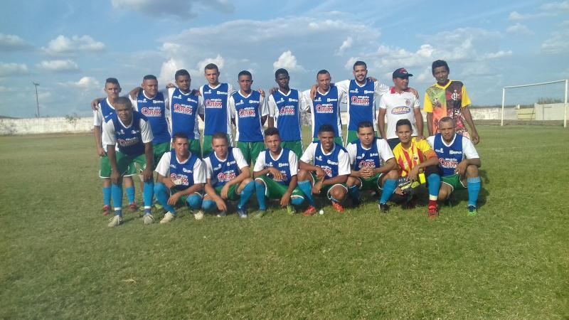 Seleção de Olho D'água se classifica  para segunda fase da  Copa AMPAR.