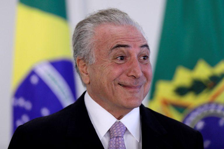 Pesquisa mostra que 77,6% dos brasileiros não votariam em Temer