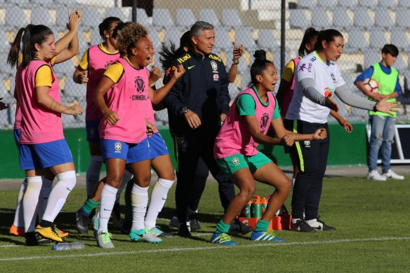 Seleção Brasileira Feminina Sub-20 fará dois amistosos contra os EUA