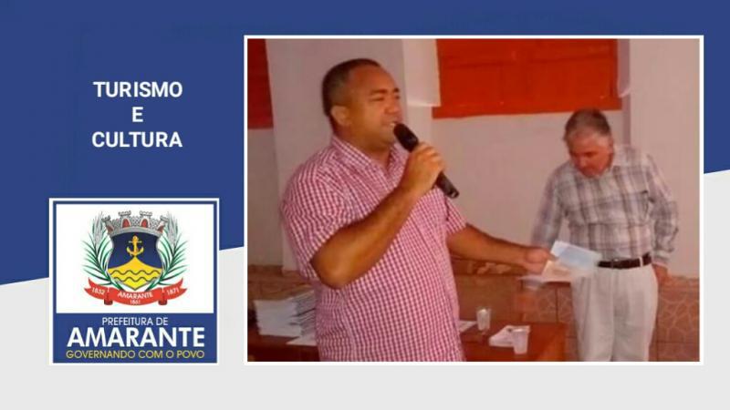 Prefeitura Municipal de Amarante planejando turismo e capacitando pessoas