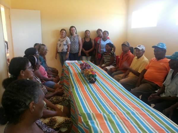 Secretaria de Assistência Social realiza cursos na zona rural do município
