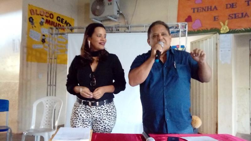 Prefeito anuncia pagamento do FUNDEF aos professores  de Santa Filomena