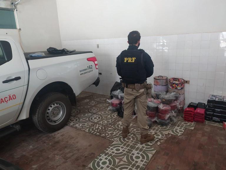 Imagem: Divulgação/PRF
