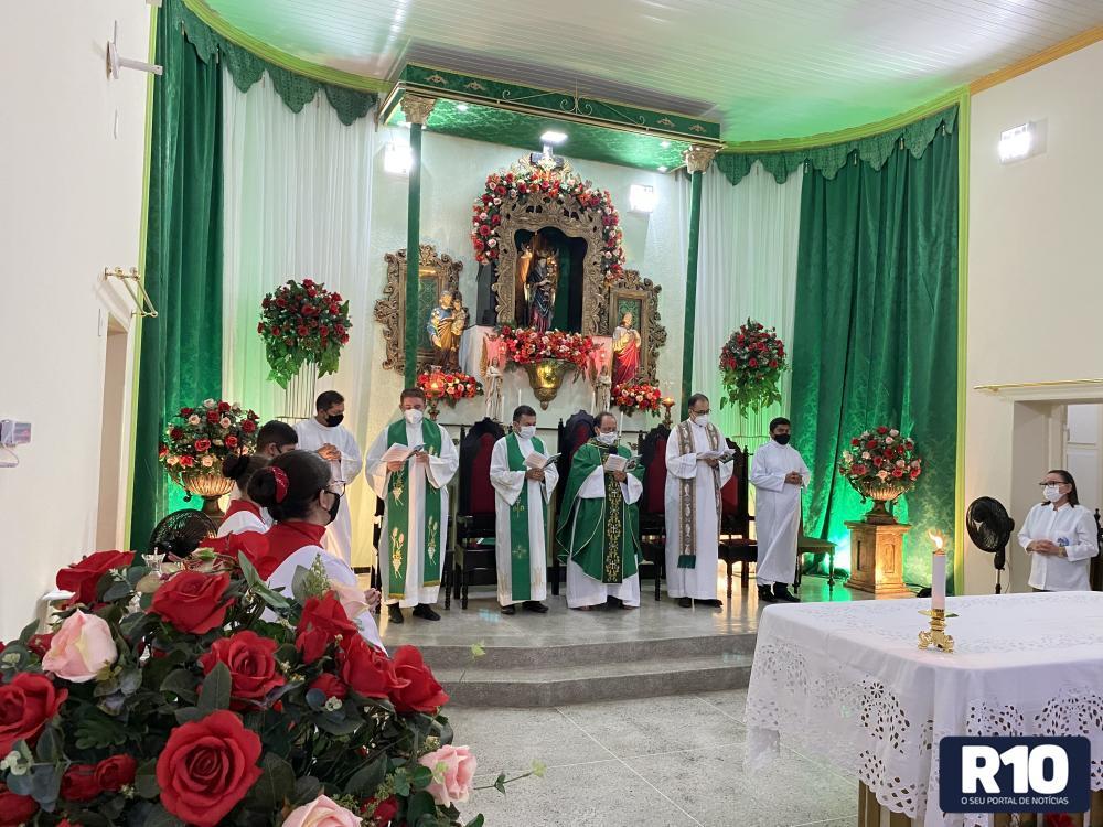 1º Noitário de Novena/Missa em honra a Nossa Senhora do Perpétuo Socorro