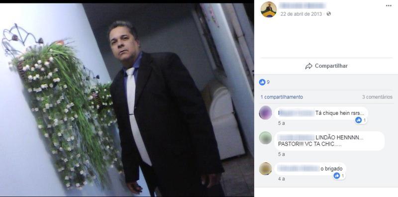 Pastor evangélico é preso suspeito de estuprar e assediar meninas