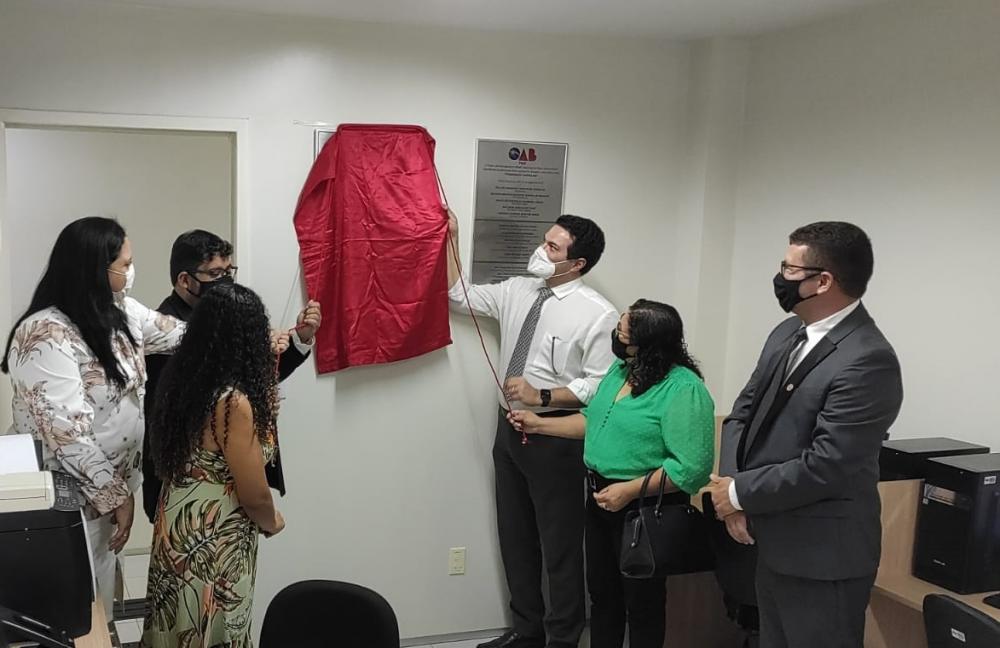 Advocacia recebe nova estrutura da Sala da OAB no Fórum de Ribeiro Gonçalves